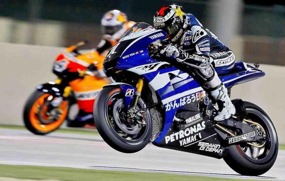 MotoGP: Будущее Лоренцо в руках... Yamaha?