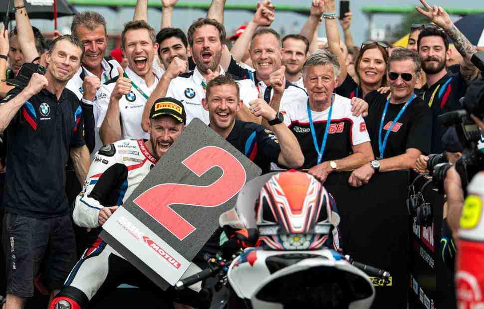 ��� �����: ��������� �������� BMW Motorrad WorldSBK Team ���������!