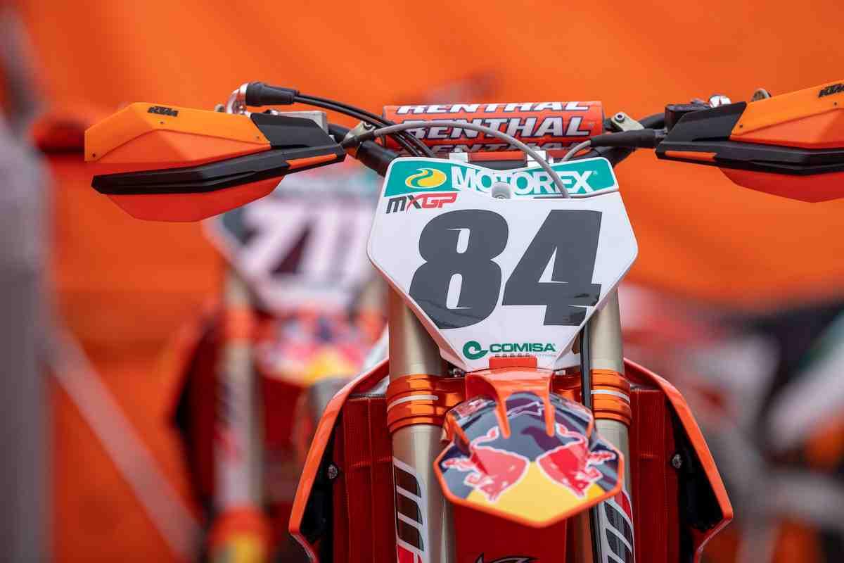 Мотокросс MXGP: Джеффри Херлингс пропустит Гран-При Чехии