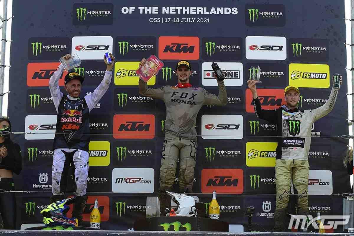 Мотокросс MXGP/MX2: положение в чемпионате мира перед Гран-При Чехии