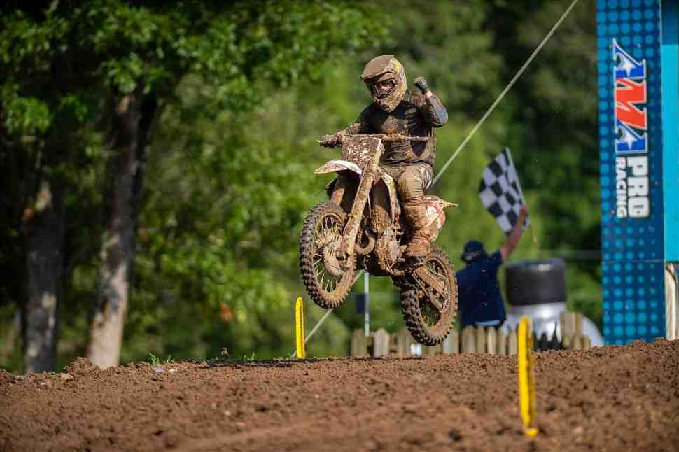 AMA Motocross: 2-й этап Lucas Oil Pro Motocross Championship - видео