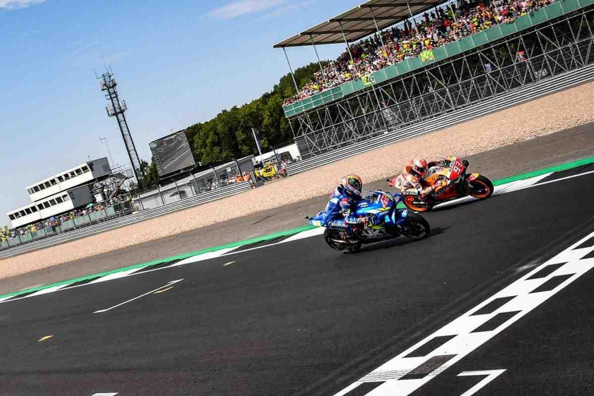 Гран-При Великобритании по MotoGP: Silverstone Circuit - длина имеет значение!