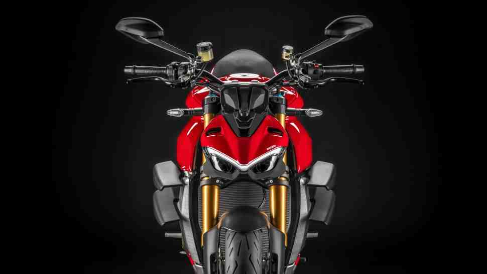 Ducati Streetfighter V4 ���������� ����������� �� Ducati World Premi?re 2020