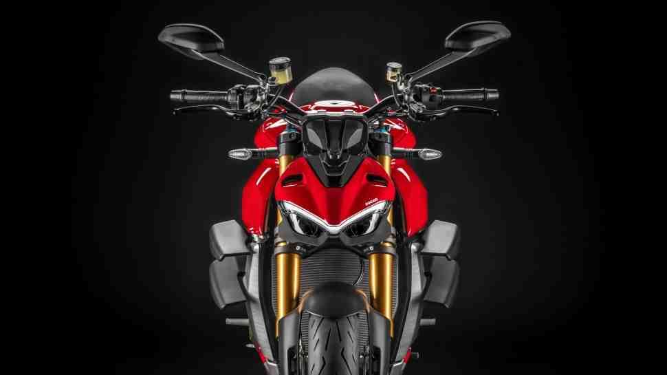 Ducati Streetfighter V4 официально представлен на Ducati World Première 2020