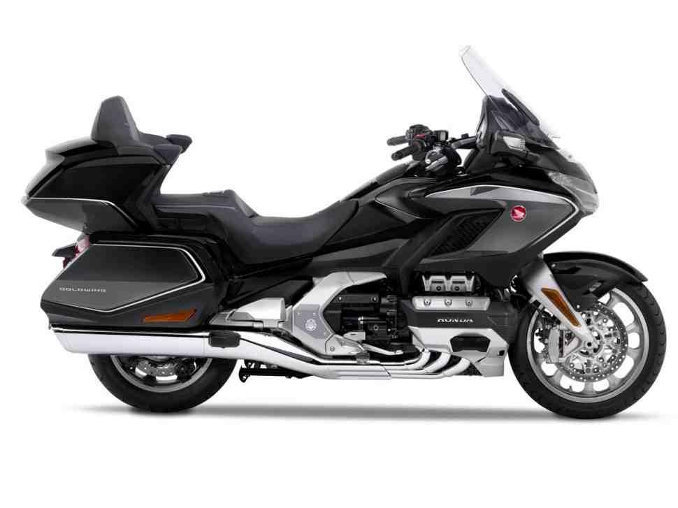 Honda Gold Wing 2020: ����� ����������� � DCT � Airbag ���� ������ ������