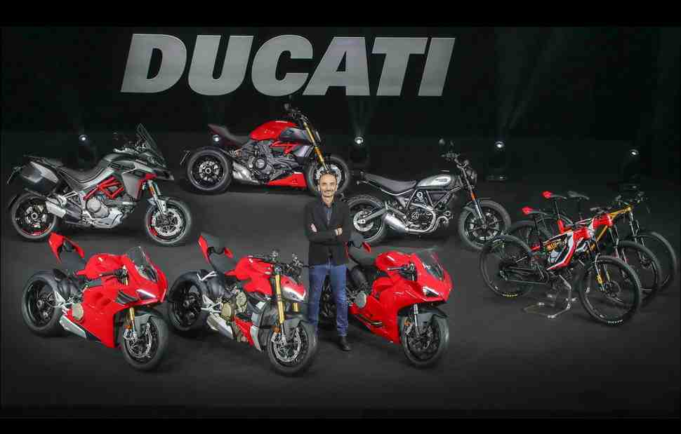 Видео: трансляция Ducati World Premiere 2020