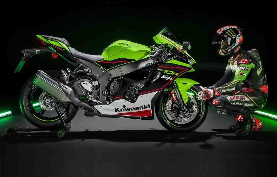 Технические характеристики и фото Kawasaki Ninja ZX-10R и ZX-10RR (2021): до 214 л.с. из коробки