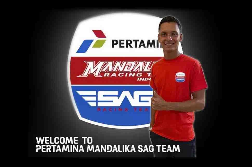 Самый короткий контракт в истории WorldSSP: Бо Бендшнайдер решил вернуться в Moto2