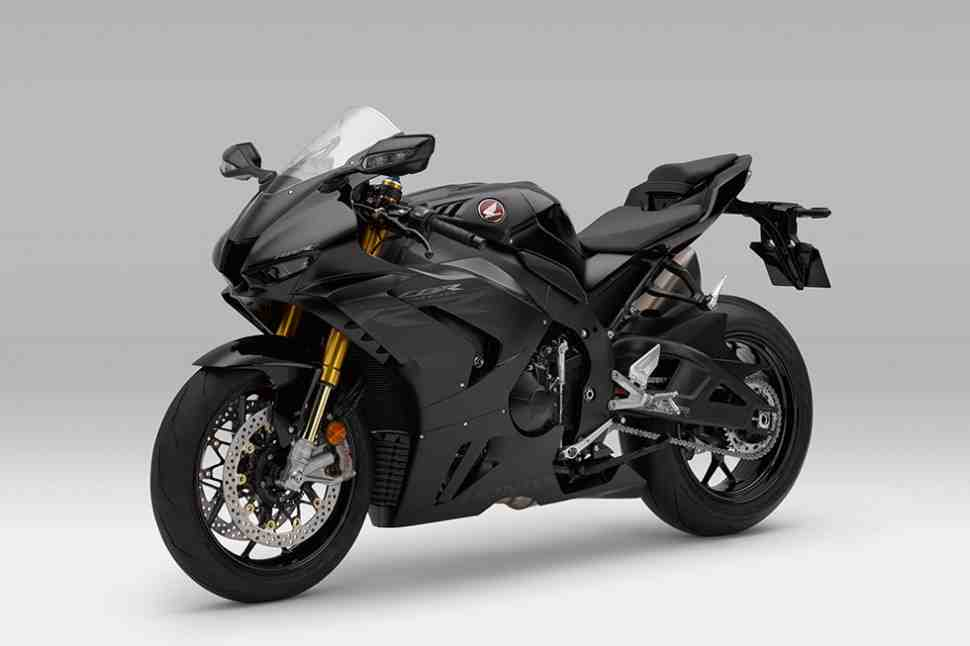 ������� - Honda CBR1000RR-R FIREBLADE SP Race Base: �� ��� ����� ������ �����������!