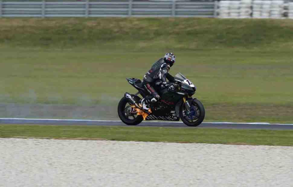 ����� WSBK � ��������� �������� � ����������� ��� Honda Racing ���������
