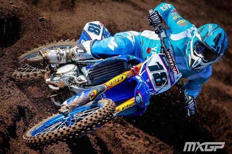 Мотокросс: Всеволод Брыляков - первый подиум в чемпионате Швеции MX1