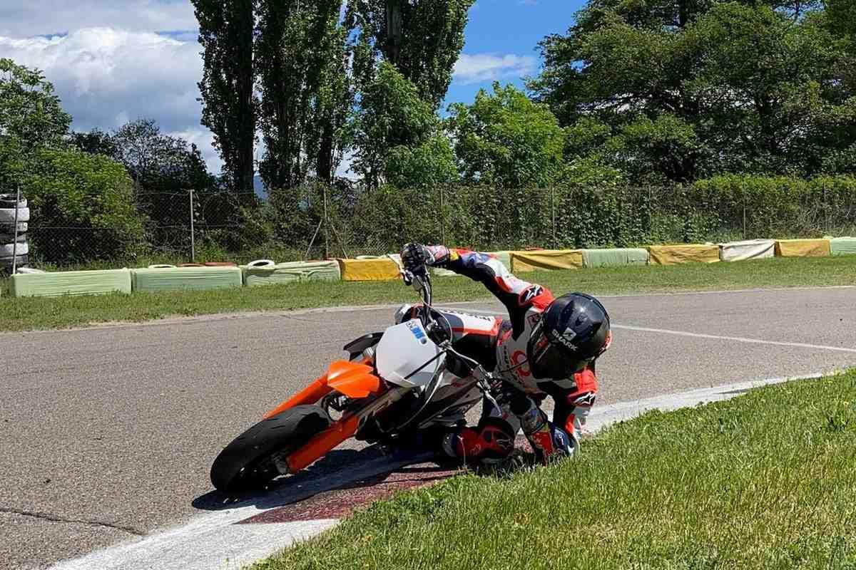 Хорхе Мартин вернулся на гоночный трек, но еще не в паддок MotoGP
