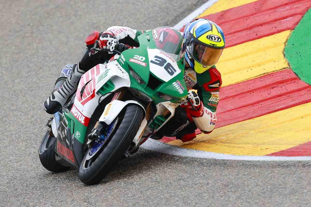 MIE Racing Honda Team ����� ��������� � ���������� ����� ��������� � WSBK