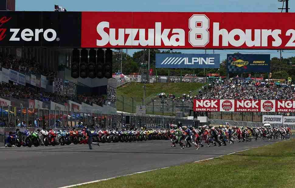Suzuka 8 Hours может стать самой жаркой и засушливой гонкой в истории
