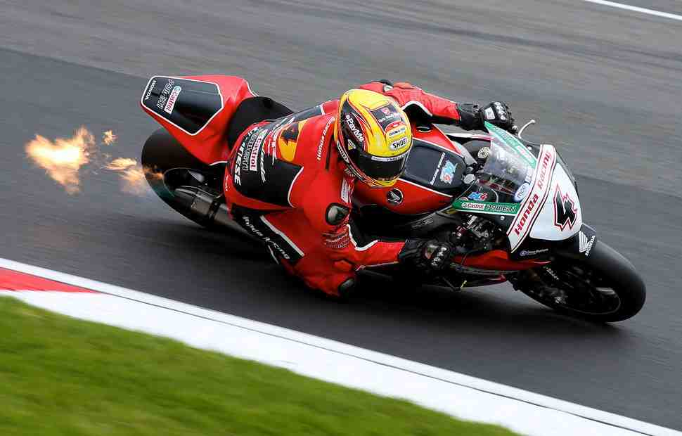 Suzuka 8 Hours: в Honda последняя замена?