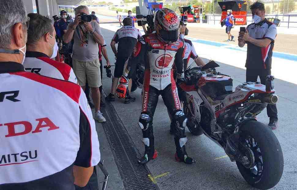 MotoGP - AndalusianGP: Накагами быстрейший на FP2, Виньялес и Росси - лидеры по итогам пятницы