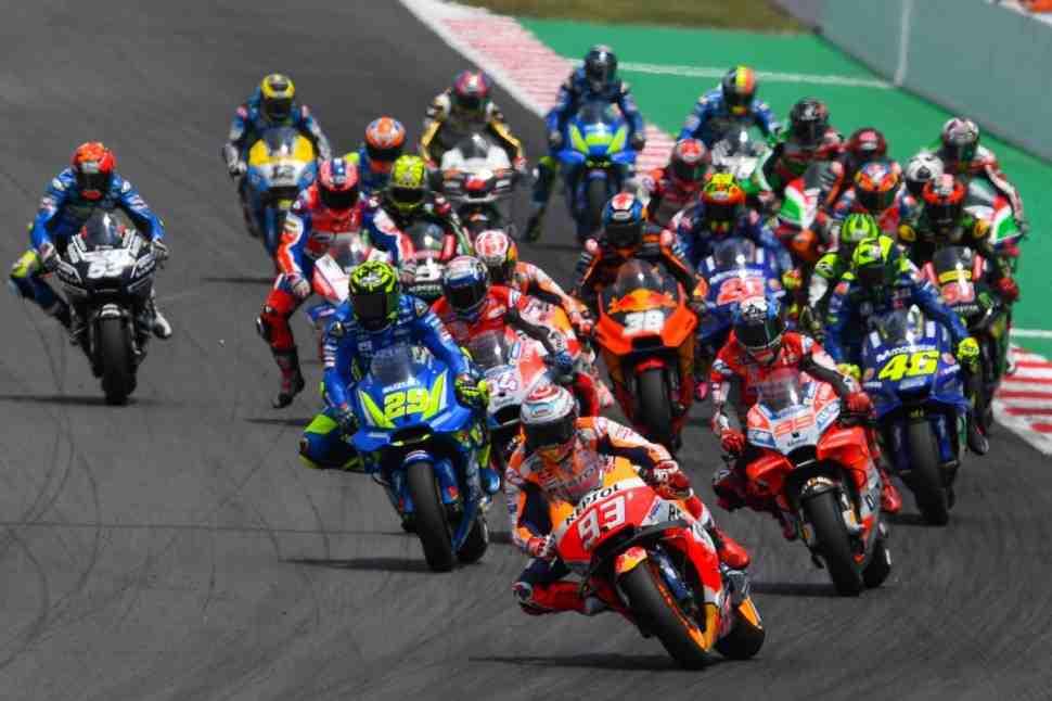 Календарь MotoGP 2019 года - готов?