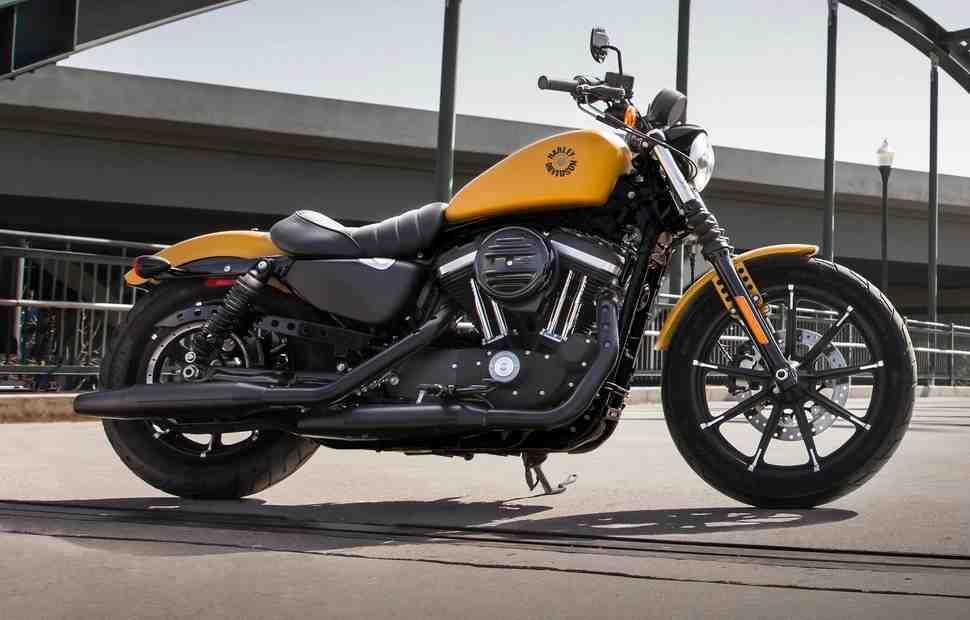 Евро-5 выгоняет Harley-Davidson Sportster из Европы