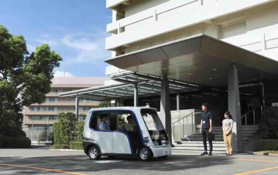 Как Panasonic вступил в прямую конкуренцию с Honda и Toyota на рынке MaaS