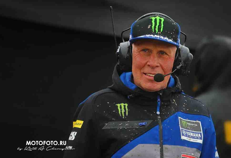 Вчера, сегодня и завтра Monster Energy Wilvo Yamaha MXGP с Луи Востерсом