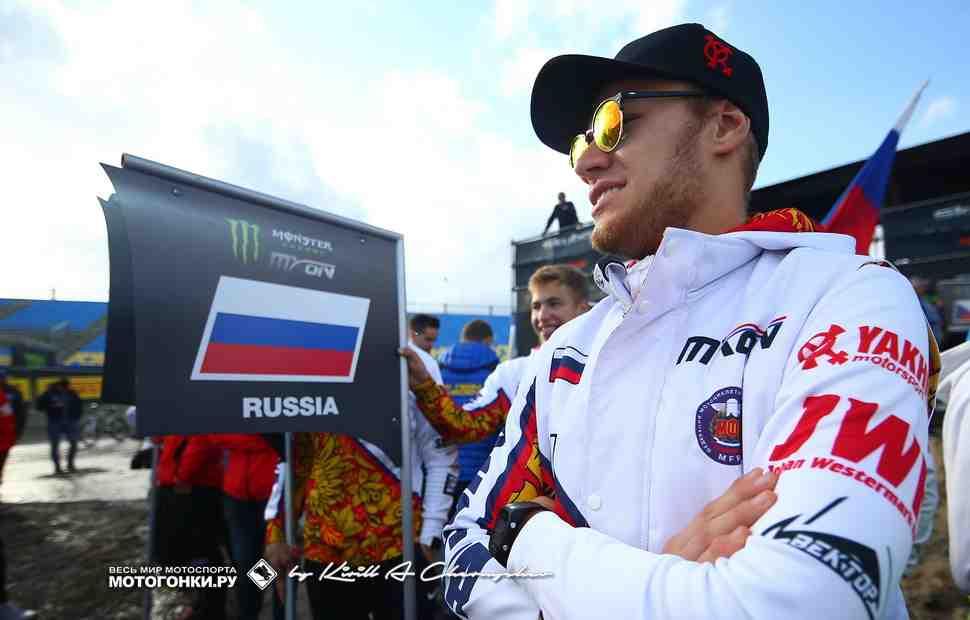 Мотокросс: Всеволод Брыляков - MXGP-2021 вместе с JWR Honda Racing Team