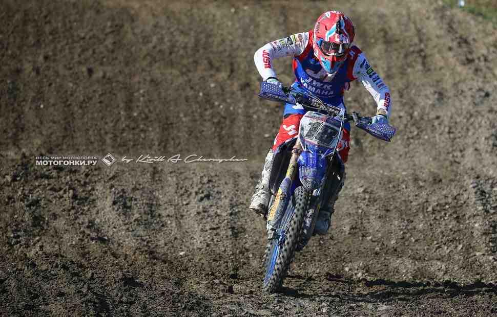 Всеволод Брыляков возвращается в чемпионат мира по мотокроссу MXGP с JWR Honda Racing