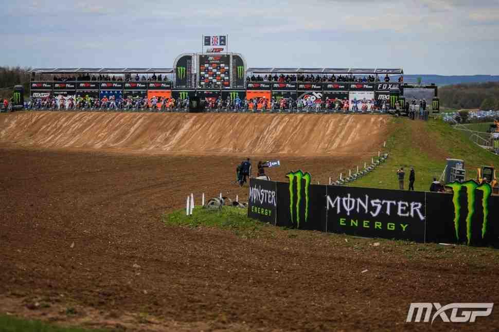 Мотокросс: список участников Гран-При Великобритании MXGP 2020