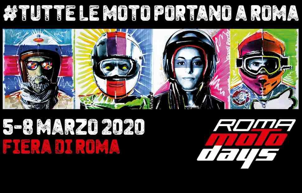 Выставка MotoDays перенесена из-за риска эпидемии коронавируса в Италии