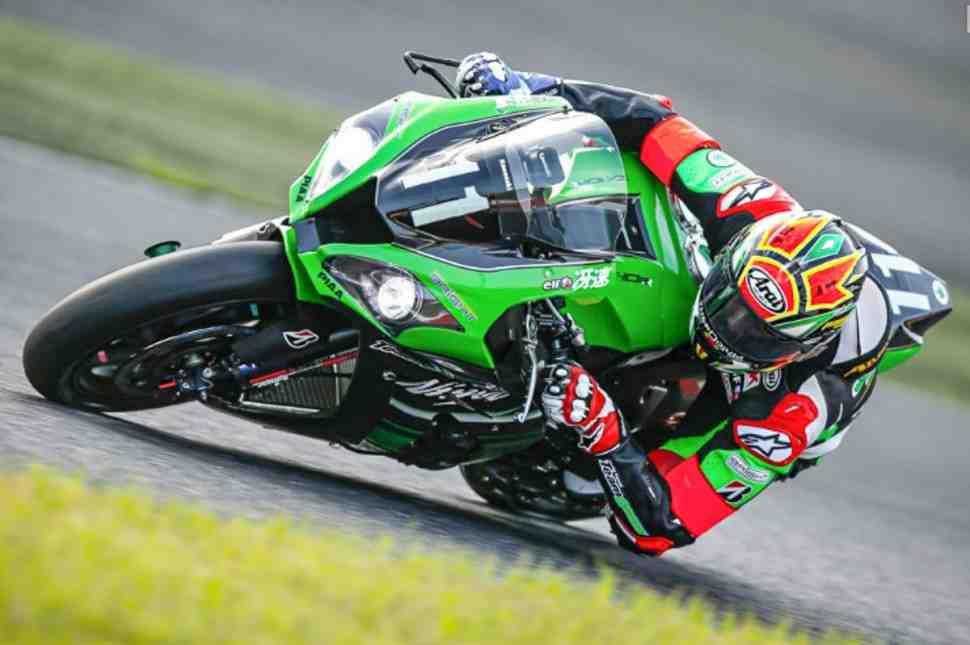 Kawasaki назвала состав заводской команды Team Green в Suzuka 8 Hours 2018