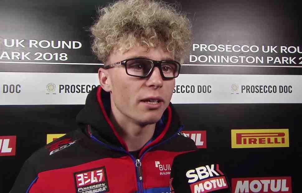WSBK: Другой Рэй дал свое первое интервью в World Superbike