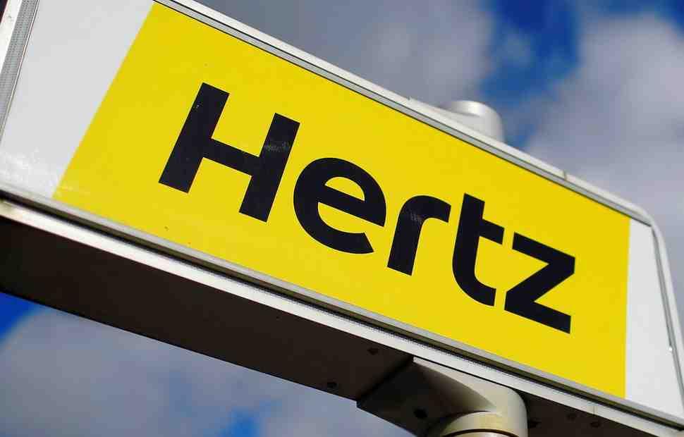���� �� ���������� �������� �� ����� ������ ����������� � ���������� - Hertz �����������