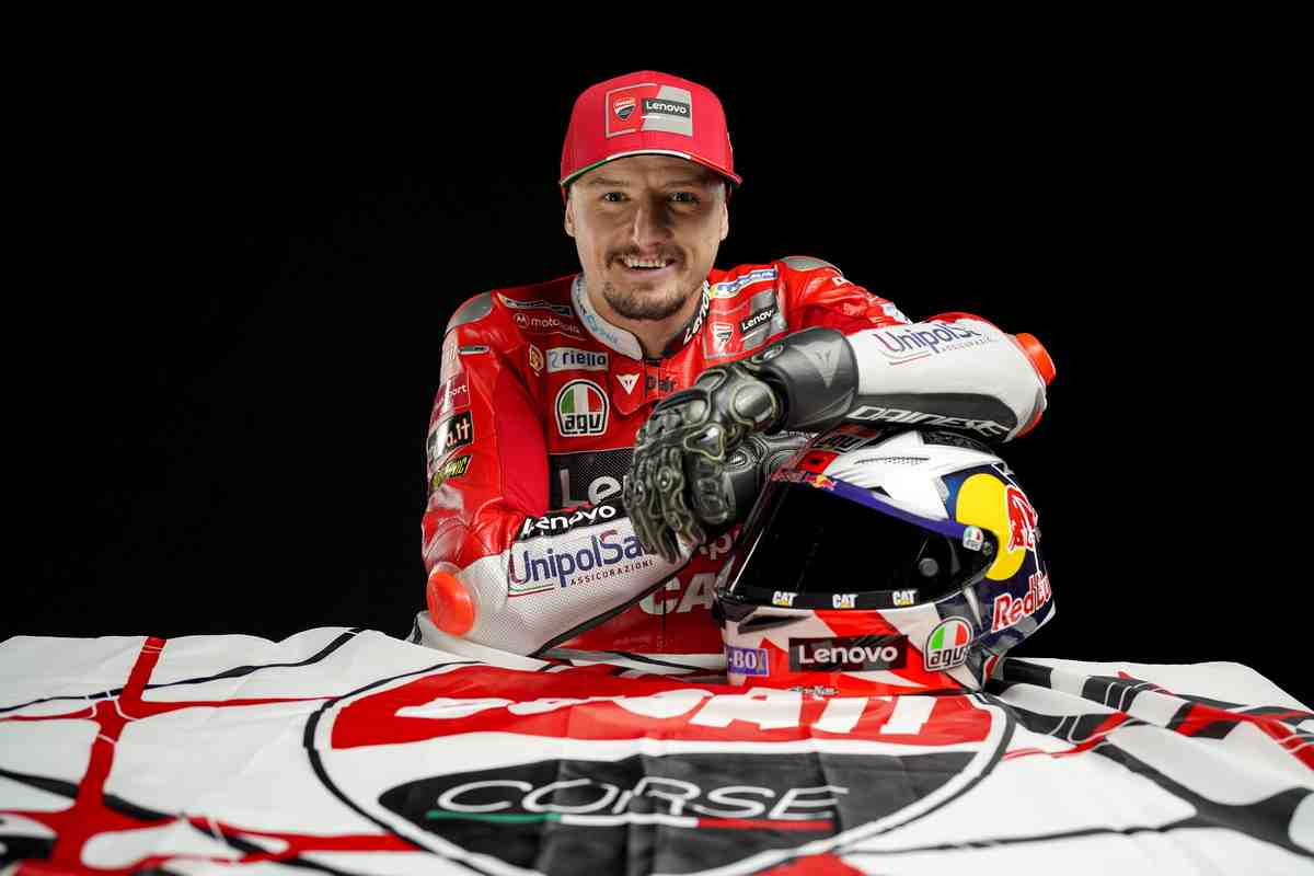 Джек Миллер продлил контракт с Ducati в MotoGP