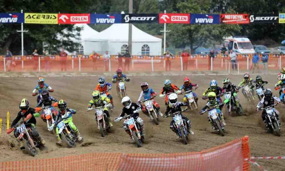 Мотокросс: 3-й этап чемпионата Европы северо-восточной зоны - россияне возглавили подиумы в Польше