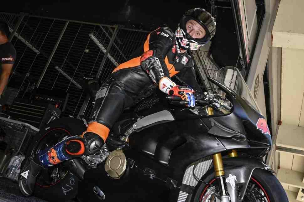 MotoGP: Австралийца Джека Миллера пустили в Европу - он уже на трек-днях в Барселоне