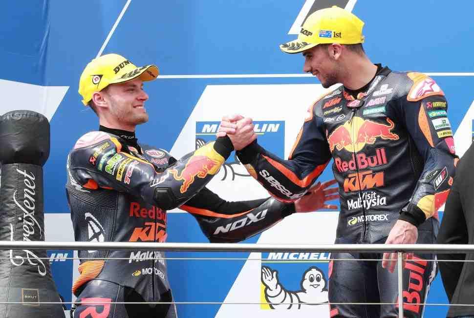 Слухам - конец: KTM Factory Racing и Tech3 объявили составы команд в MotoGP на 2021 год