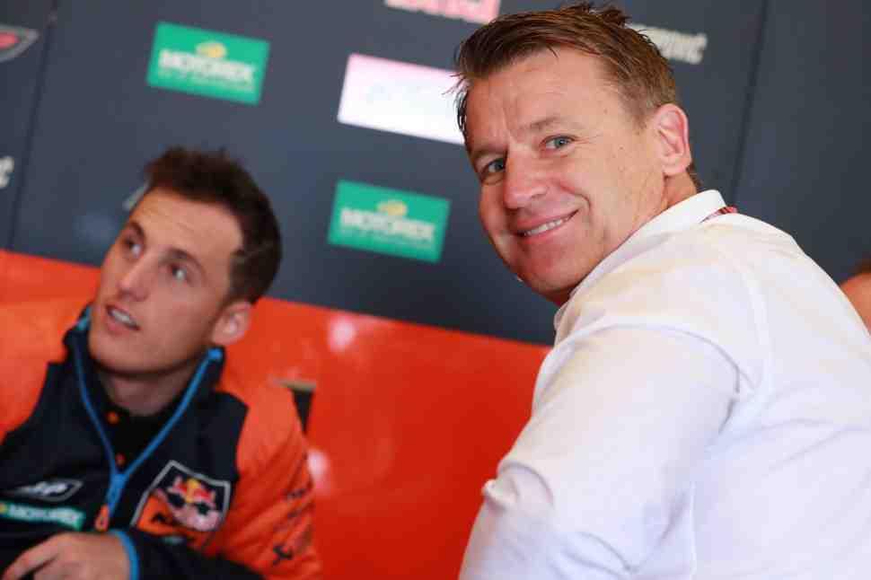 Заводская команда KTM в MotoGP подтвердила расставание с Полом Эспаргаро