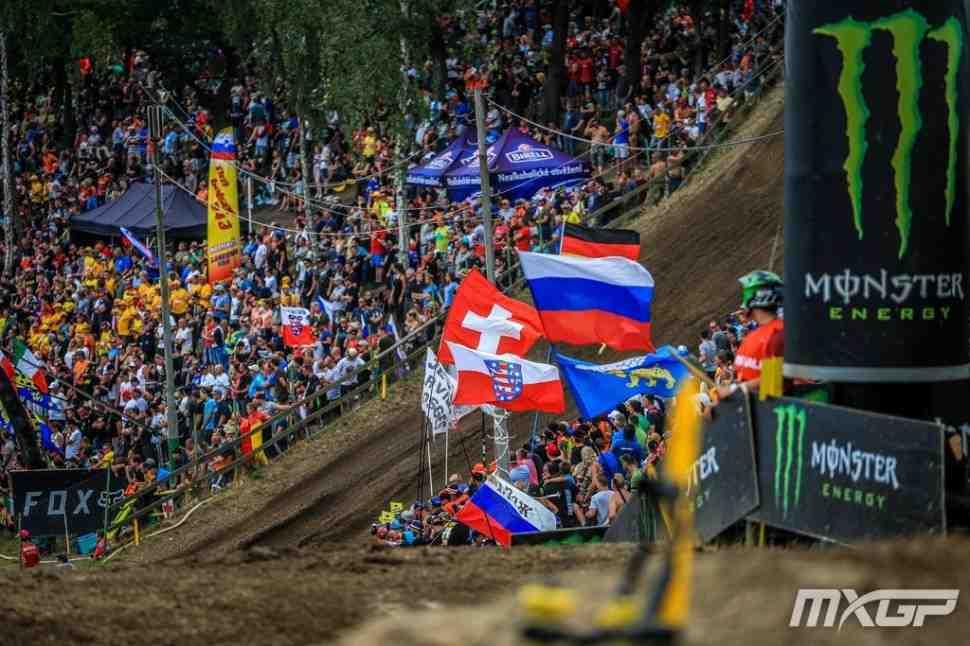Мотокросс MXGP: расписание и онлайн хронометраж Гран-При Чехии и финала EMX65/85