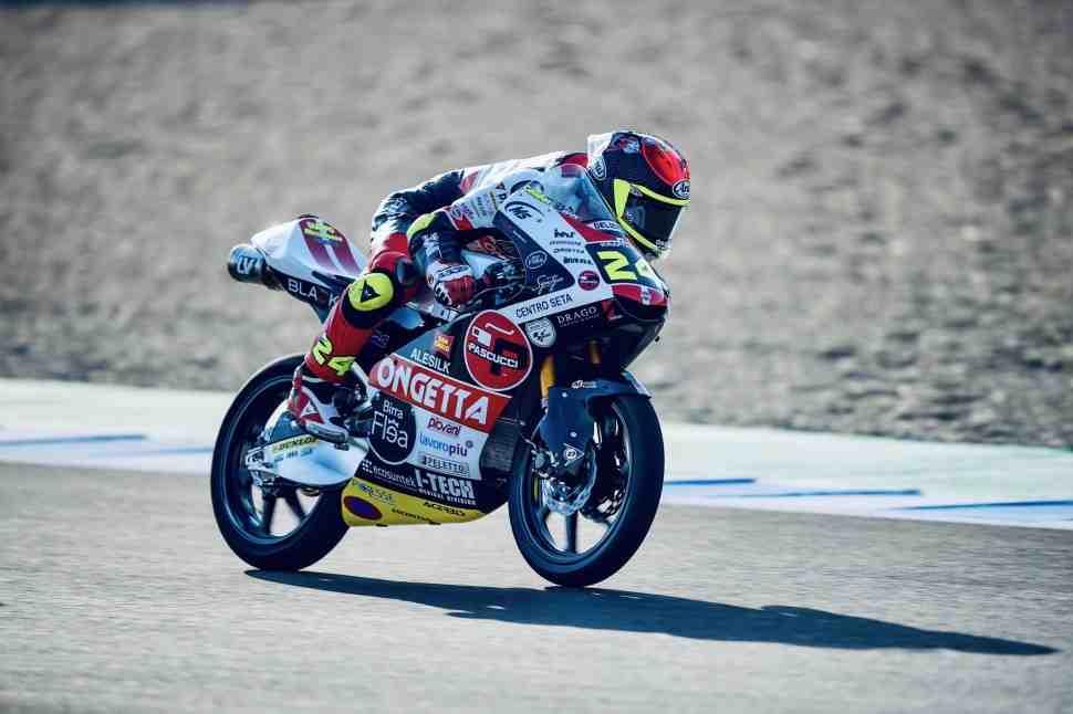 Moto3 - AndalusianGP: Результаты квалификации