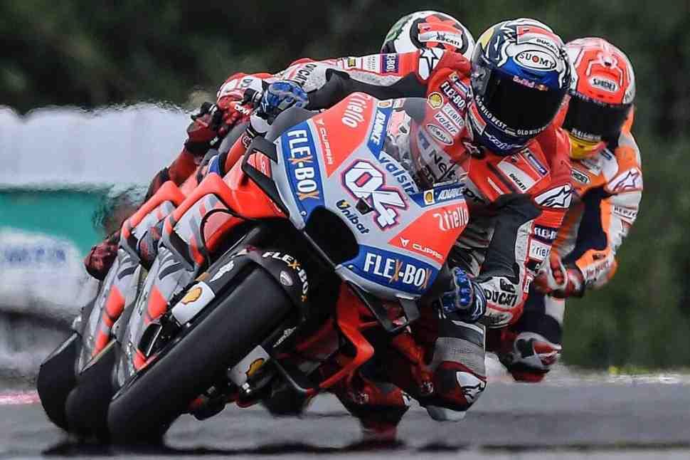 MotoGP: после FP3 BritishGP расстановка в TOP-10 мало изменилась