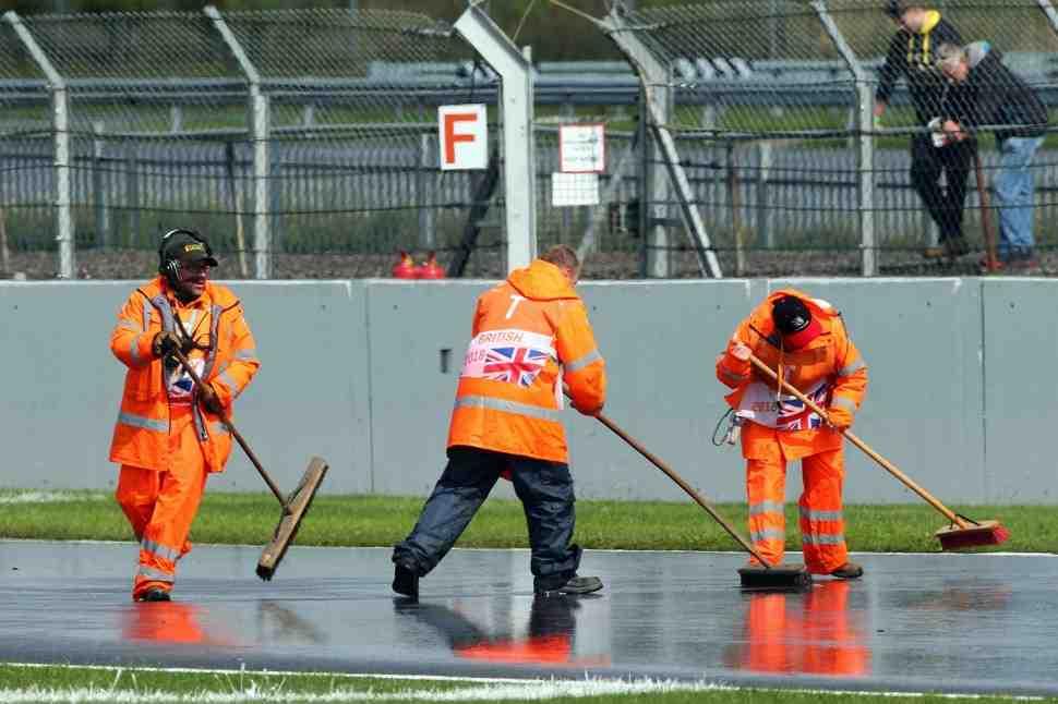 Гран-При Британии по MotoGP может быть отменено