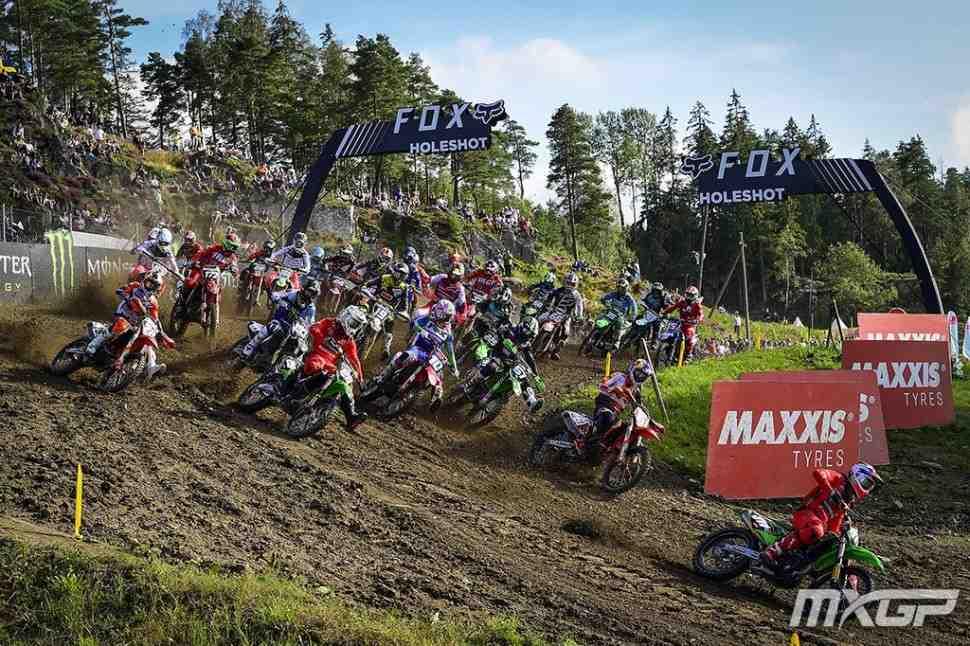 Мотокросс: Том Виалль выиграл Гран-При Швеции MX2