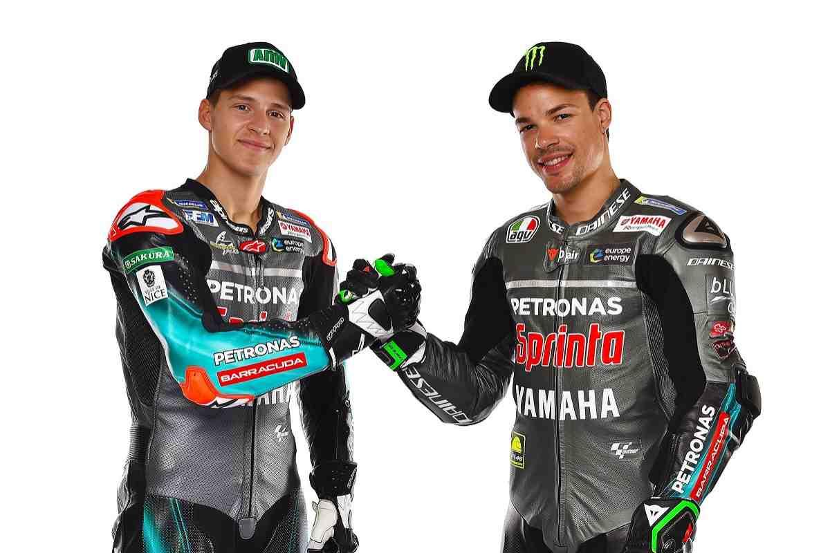 Морбиделли воссоединится с Куаратараро в заводской команде Yamaha MotoGP уже в этом году
