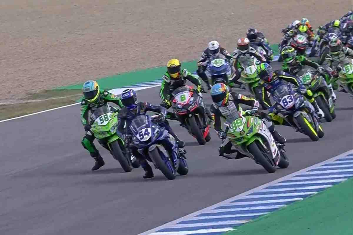 ������� ���� �� ��� ��������� ������� �������� ������ ������ ������ � World Supersport 300