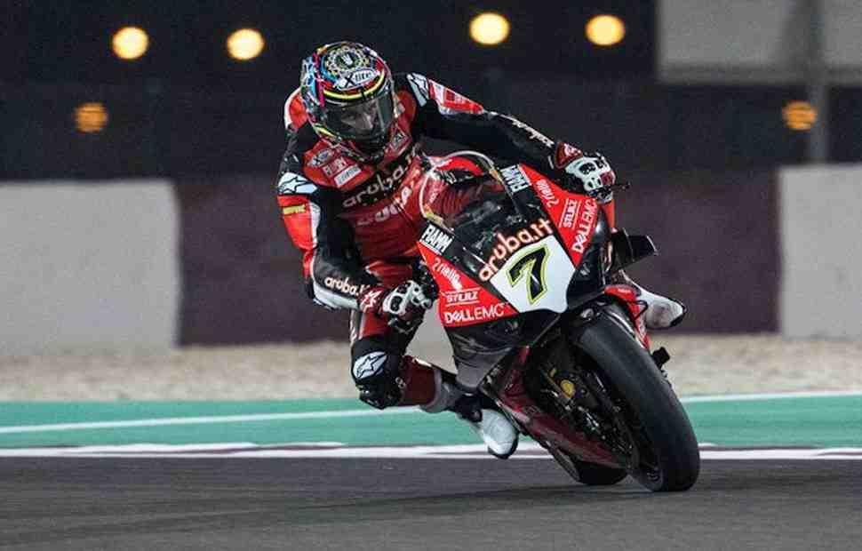 ������ Ducati ������ �������: ����� � �������� � ������� ������� ��� ���������� ����� WSBK