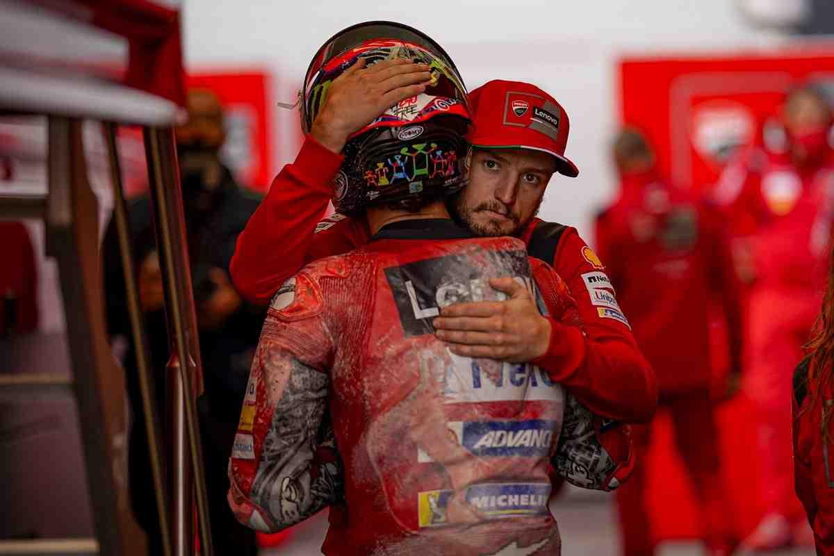 MotoGP: Джек Миллер - Единственная ошибка была допущена прямо перед стартом - это Hard Front!