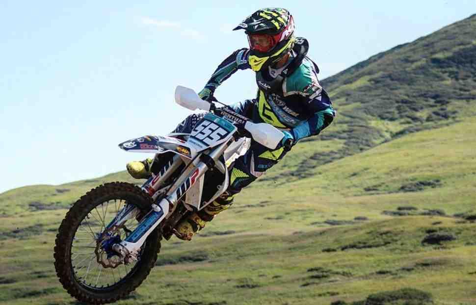 Мотокросс: Артем Гурьев в чемпионате мира MXGP 2019 - первые подробности