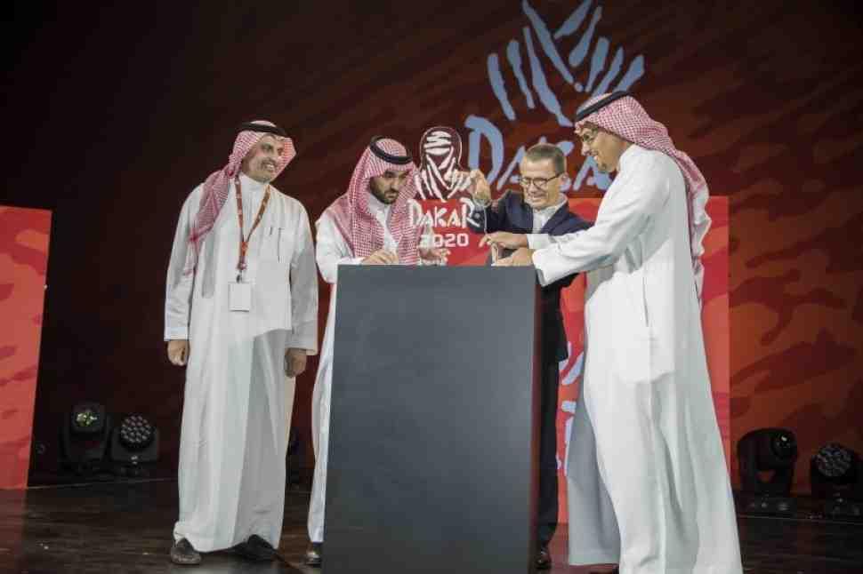 Добро пожаловать в Саудовскую Аравию - Подробности и маршрут Дакар-2020