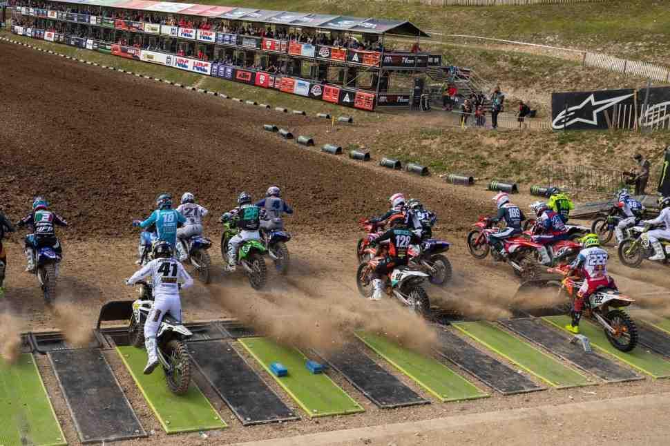 Мотокросс: лидеры ЧМ о Гран-При Франции MXGP/MX2 - комментарии Кайроли и Прадо
