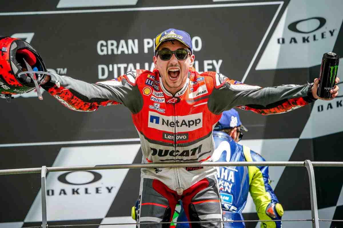 MotoGP: Хорхе Лоренцо раскрыл все подробности закулисной истории с победой в Муджелло 2018