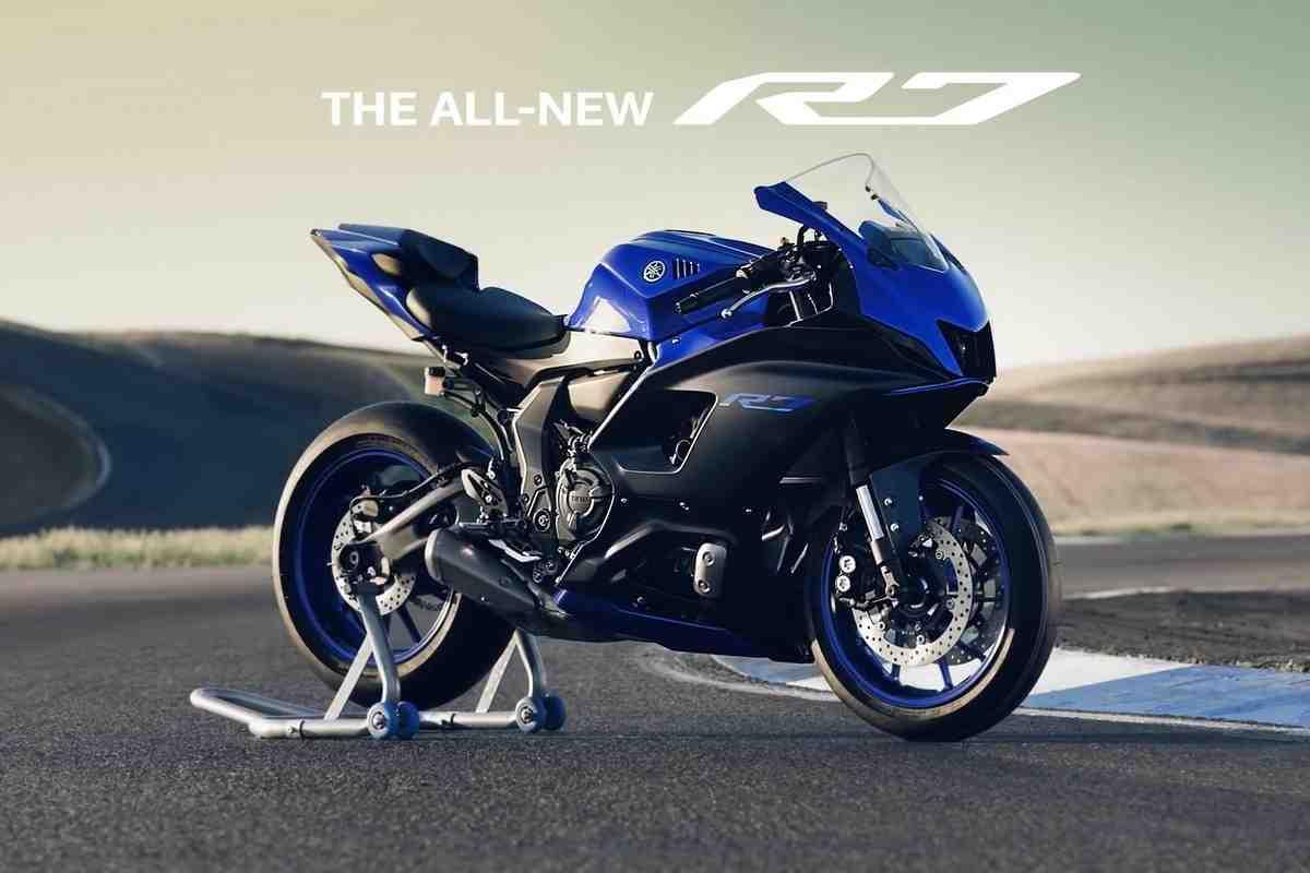 �����: ����� ��������� Yamaha YZF-R7 (2022) �� ���� �������